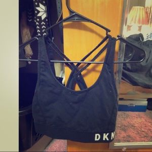 Perfect condition, only worn once! DKNY Sports Bra